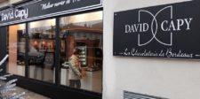 La chocolaterie de bordeaux - David Capy
