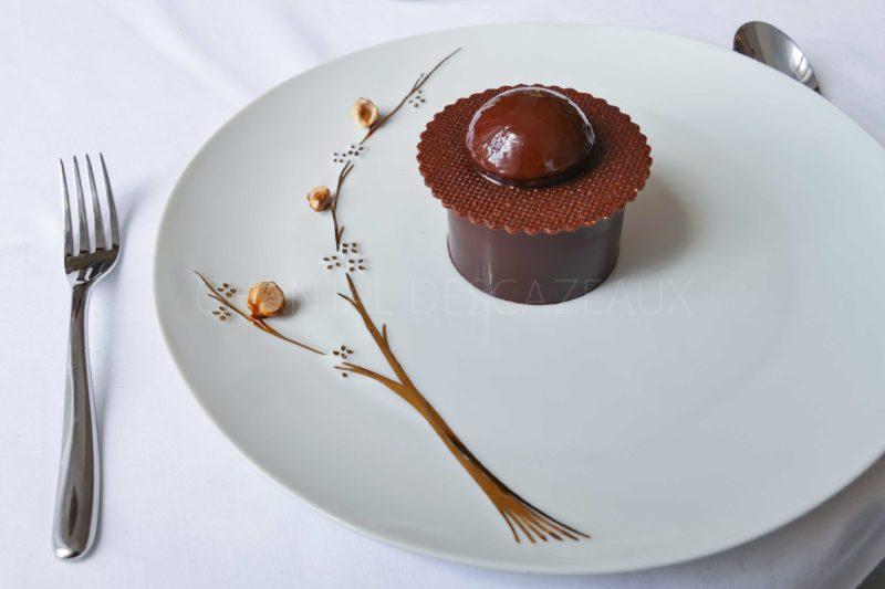 Dessert Château de La Gaude - Maelle Bruguera