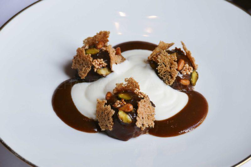 Dessert d' Aleksandre Oliver