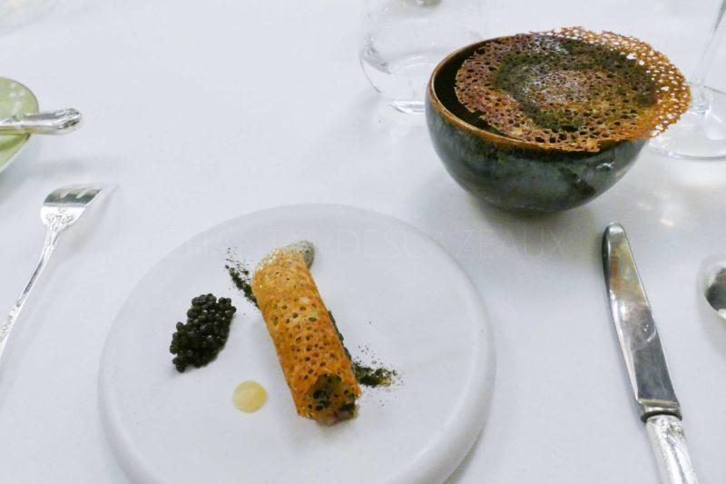 Restaurant Lucas Carton - Julien Dumas