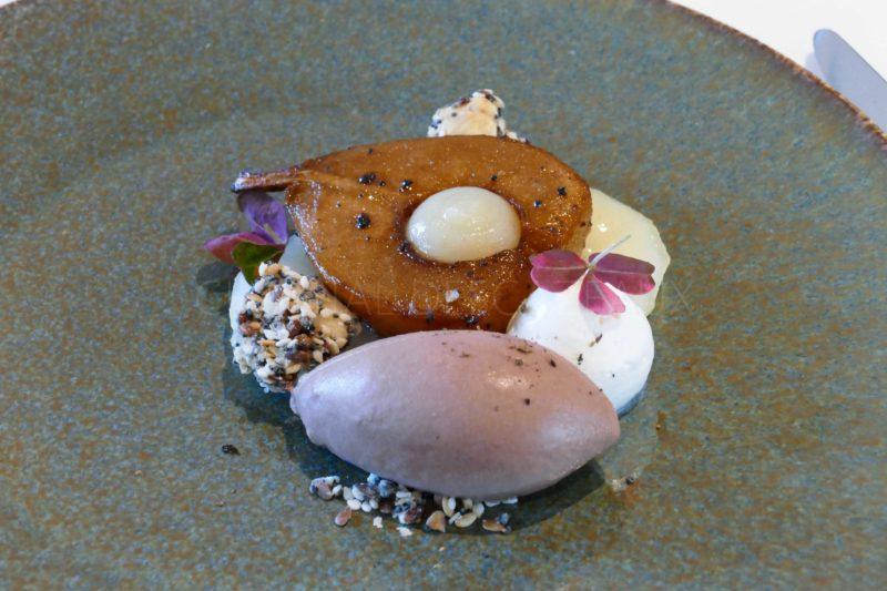 dessert de Guillaume Verdier