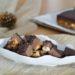 Carrés de chocolat crunchy