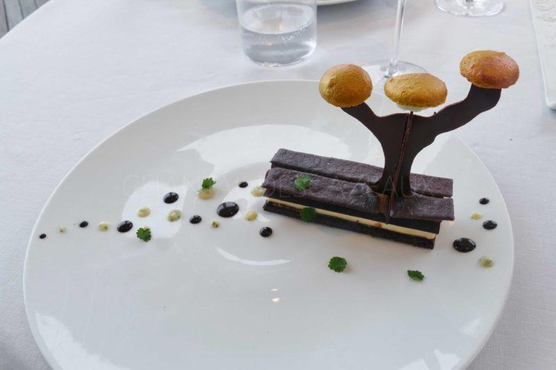 Dessert Jérémie Bousseau - Anne de Bretagne