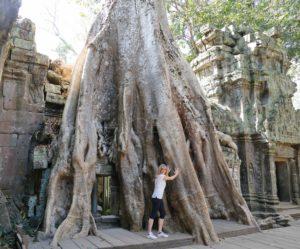 Visite de la Cité d'Angkor - Siem Reap