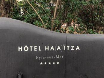 Hôtel Ha(a)ïtza, une bulle de douceur dans la pinède du Pyla