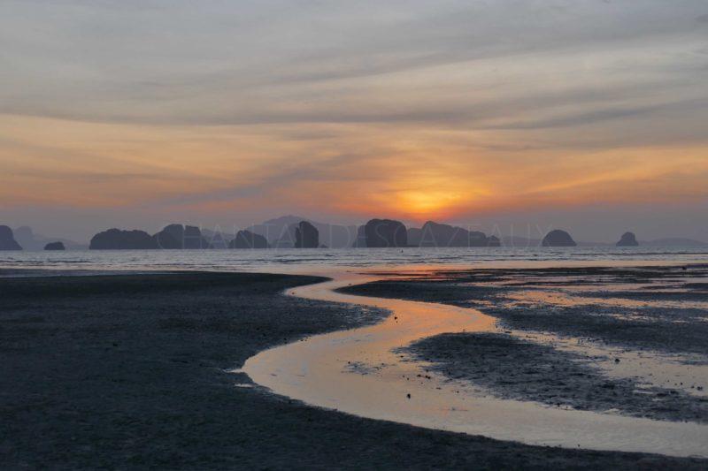 lever de soleil Koh Yao Noi
