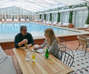 Interview de Stéphane Carrade - SKIFF CLUB - 2 étoiles à l'Hôtel Ha(a)ïtza
