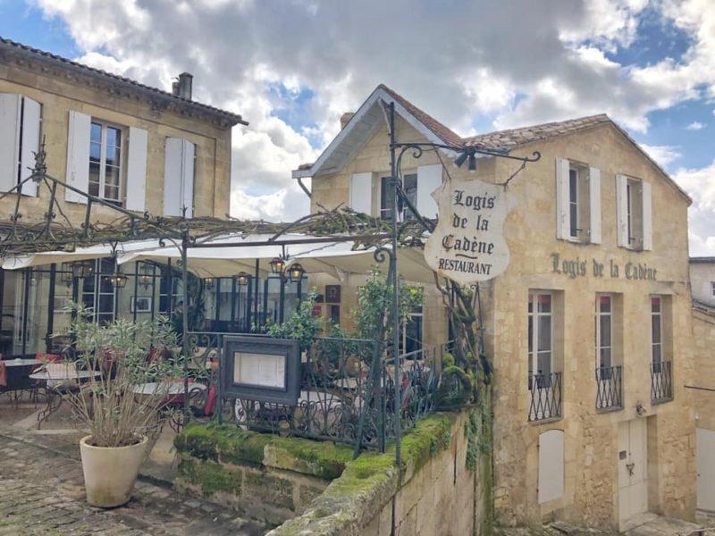 Restaurant Le Logis de la Cadène