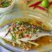 Poisson sauce thaï – Cuisine thaï
