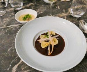La Table de Montaigne, restaurant de l'Hôtel du Palais Gallien