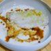 Filet de poisson, polenta moelleuse, crème de chou-fleur et jus de veau