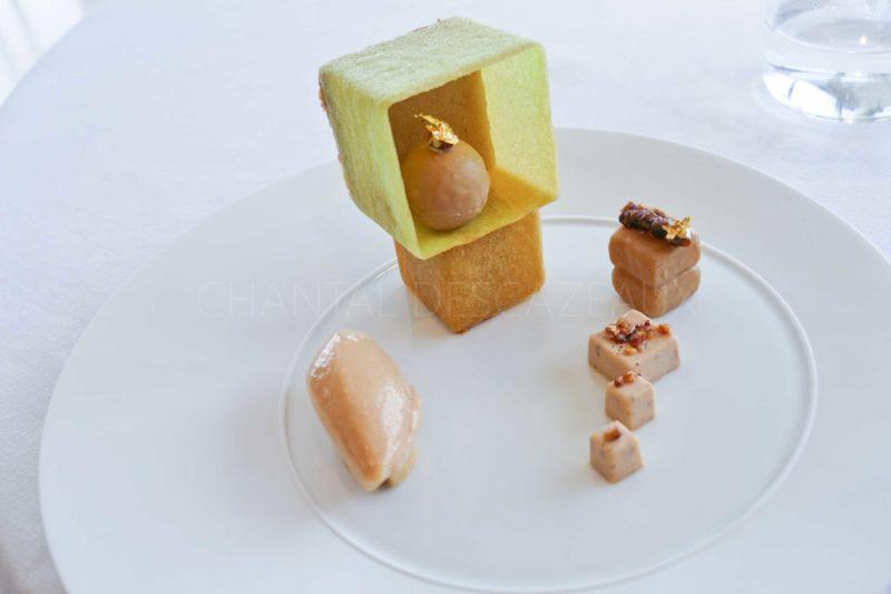 dessert Anne de Bretagne
