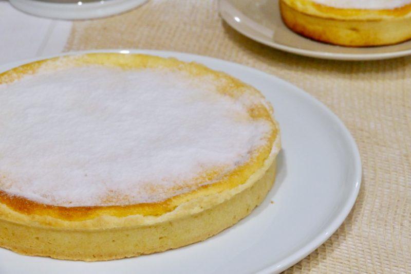 Recette Tarte fromage blanc citron vert