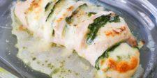 Cuisson Poulet mozzarella