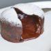 Moelleux chocolat coulant, banane et rhum