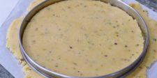 Pâte sablée aux pistaches