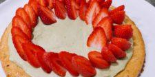 Dans quel sens mettre les fraises pour une tarte aux fraises