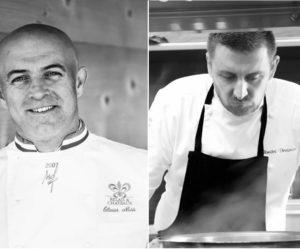 """Les Premiers """"Drive Gastronomiques"""": Olivier Nasti et Dimitri Droisneau"""
