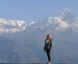 Pokhara... Un peu de quiétude après Katmandou!