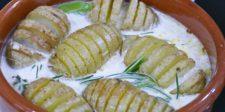 Recette pommes de terre Yotam Ottolenghi