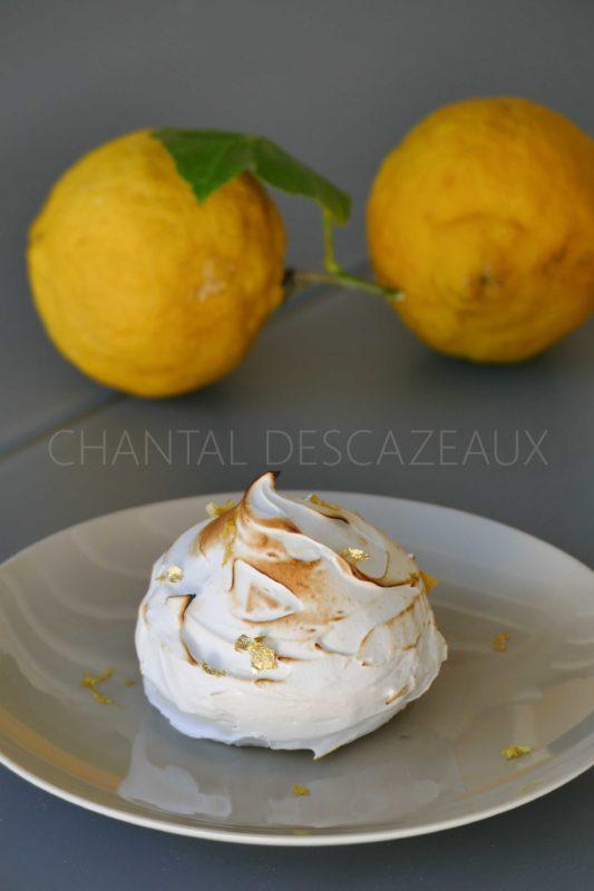 1/2 sphère citron - Alexis Lecoffre