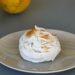 Dessert citron de Menton inspiré d'Alexis Lecoffre