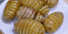 Pommes de terre suédoises - Yotam Ottolenghi