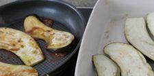 cuisson aubergines