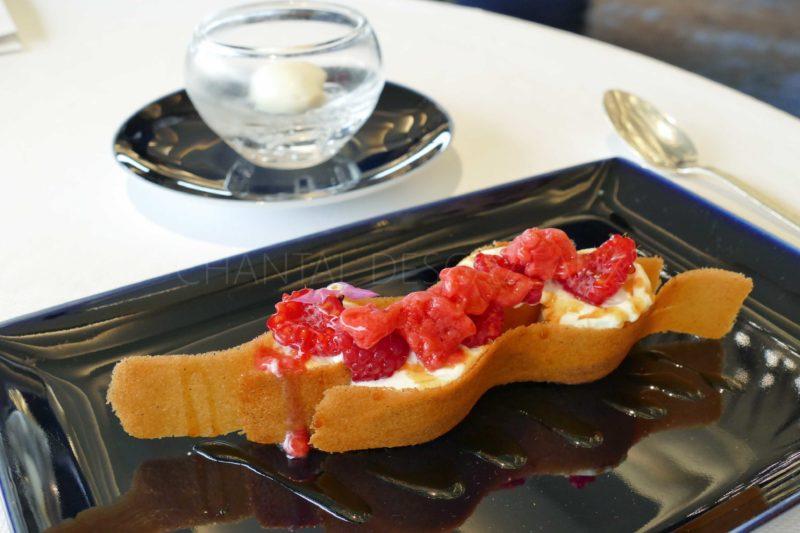 Dessert Coutanceau