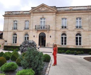 Dernier repas by Pierre Gagnaire avant la fermeture de La Grande Maison Bordeaux