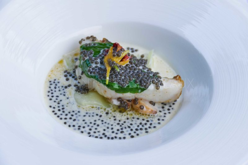 Poisson Caviar Pierre Gagnaire
