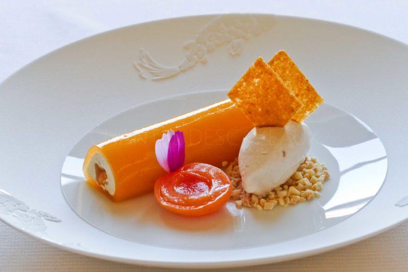dessert restaurant Quanjude Bordeaux