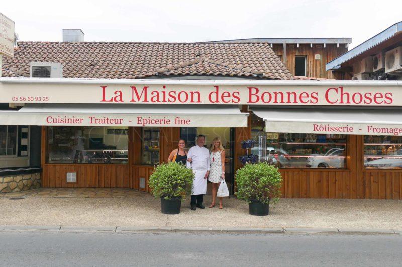 La Maison des Bonnes Choses Cap Ferret
