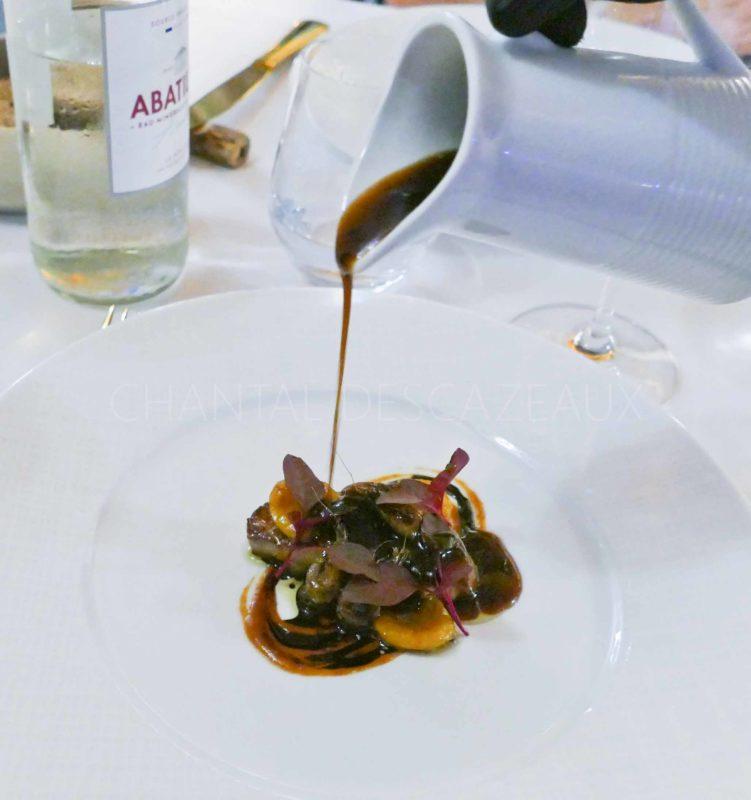 foie gras restaurant Nomade