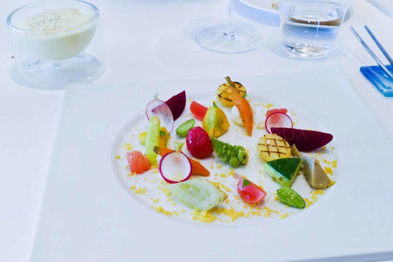 restaurant Christophe Bacquié