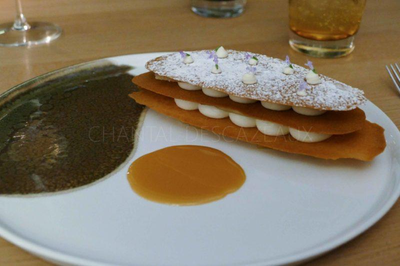 Dessert Maison Hache