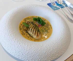 Restaurant Christophe Bacquié - Hôtel du Castellet