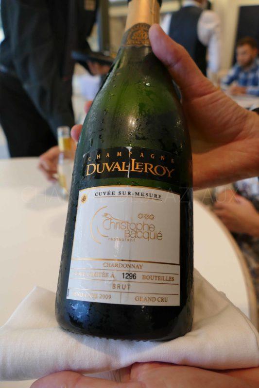 champagne Christophe Bacquié
