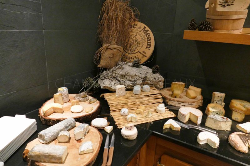 fromages Christophe Bacquié