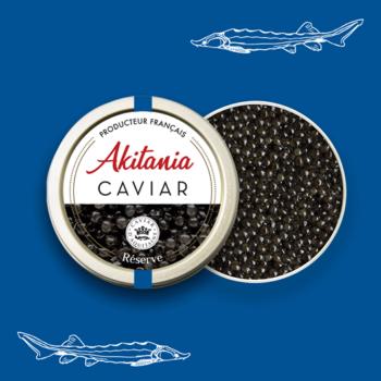 Caviar Akitania