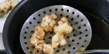 Chou-fleur en friture