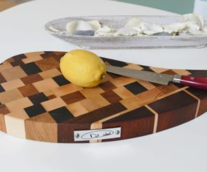 Les Planches à découper en bois de bout DS Wood