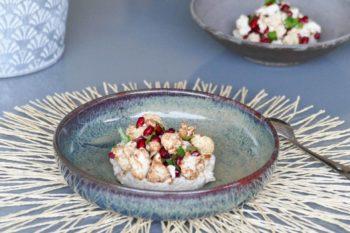 Caviar de chou-fleur - Alan Geaam