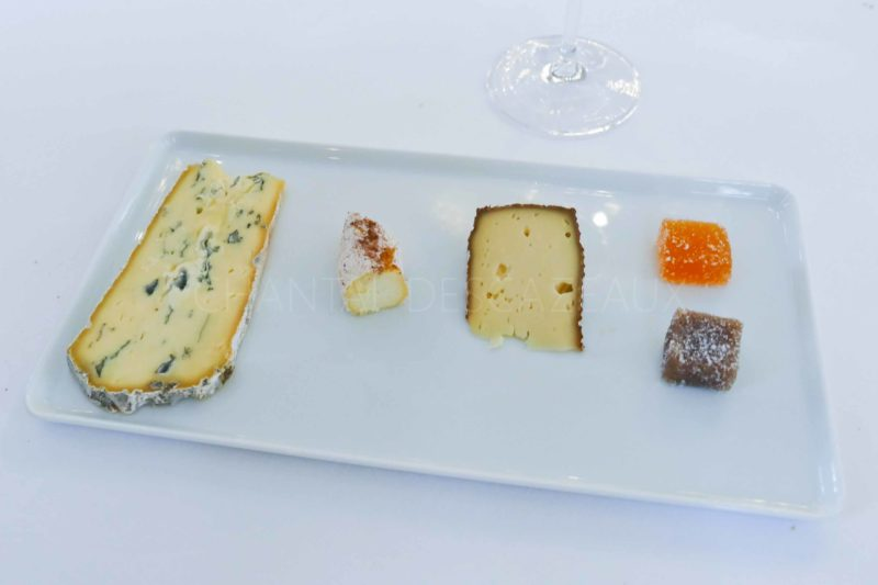 fromages table de pavie