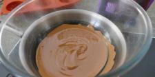 Faire coque en chocolat