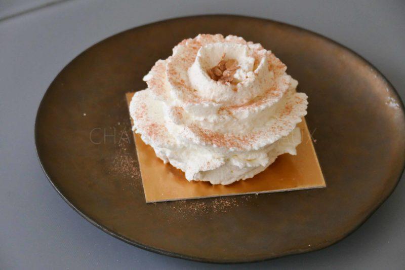 Dessert Mont-Blanc
