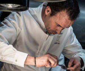 Christophe Hay Cuisinier de l'année au Gault&Millau 2021