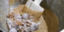 Cake crème de marron - recette Pierre Hermé
