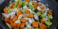 Légumes Osso Bucco