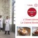 Une étoile Michelin pour Le Gabriel Bordeaux – Alexandre Baumard